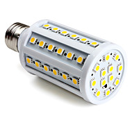 E26/E27 W 60 SMD 5050 800 LM Warm White Corn Bulbs AC 220-240 V