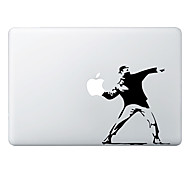 "lancio del peso lanciatore apple mac decal sticker copertura della pelle per 11 ""13"" 15 ""MacBook Air pro"