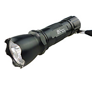 Mini 1-Mode LED Flashlight (1xAA)
