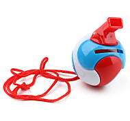 Ball Shaped Whistle Toy