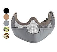 conduttore di protezione in acciaio maschera