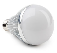 12W E26/E27 LED Globe Bulbs A80 12 High Power LED 980 lm Warm White AC 85-265 V