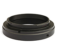 T2 T Mount Lens to NIKON Mount Adapter D7000 D700 D90 D5000