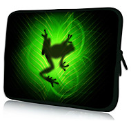 "ritmo sapo neoprene manga caso laptop por 10-15 ""ipad macbook dell hp acer samsung"
