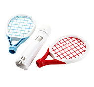 par de raquetas de tenis para Wii (blanco)