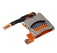 Repair Parts Replacement SD Card Reader Slot for NDS ill, NDS iXL