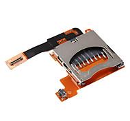 reparación de piezas de repuesto lector de tarjetas SD ranura para NDS enfermo, NDS IXL