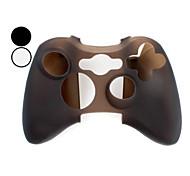 protetora de silicone caso para Xbox 360 (caixa de varejo, cores sortidas)