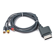 180cm AV Cable for Xbox 360