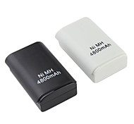 Baterías 4800mAh Ni-MH Recargable para Xbox 360 (Varios Colores)