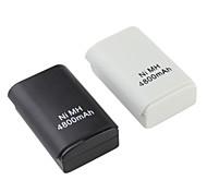Baterias Recarregáveis para Xbox 360 4800mAh Ni-MH