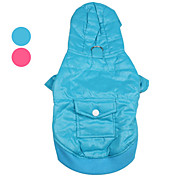 Light Rainproof Coat for Dogs (XS-XL, Assorted Colors)