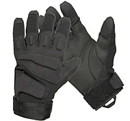 Super Light Full Finger Gloves (Black)