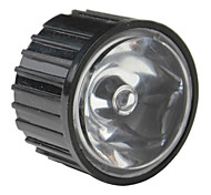 20mm 8° Optical Glass Lens with Frame for Flashlight, Spot Light