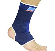 Multicolor Nylon Ankle Guard Sets (2 Pieces)