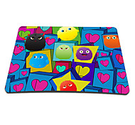 fluffy kid gaming mouse pad ottico (9 x 7 inches)