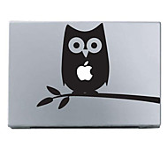 """padrão coruja proteger adesivo de pele para 11 """"13"""" 15 """"macbook pro ar"""