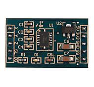 (Para arduino) MMA7361 (MMA7260) módulo sensor acelerómetro