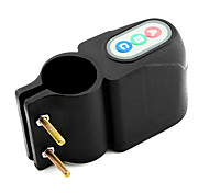 Bicycle Vibration Alarm Password Lock (NO Battery)(ABCA)