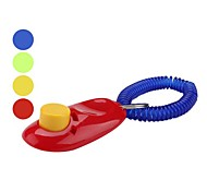 Big Button Clicker with wrist band for Dog training