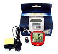 Digital LCD Waterproof Bike Computer Bicycle Speedometer
