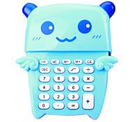 Rotated Lid Animal Plastic Calculator