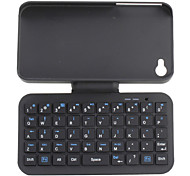 Tastiera QWERTY con custodia per iPhone 4 e 4S