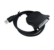 USB to DB 25PIN Printer Cable