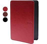 Классический кожаный PU защитный чехол для Amazon Kindle Touch