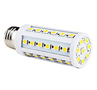 E26/E27 9 W 44 SMD 5050 700 LM Warm White Corn Bulbs AC 220-240 V