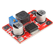 LM2577 DC 3.5~18V to DC 4.0~24V Voltage Step Up Boost Module (Red)