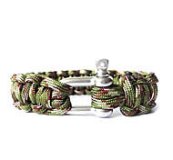 Survival Bracelet Survival Hiking Polycarbonate