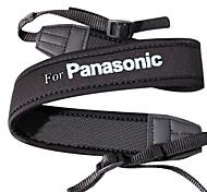 Cuello acolchado cámara Correa para el hombro para Panasonic Lumix DMC G3GK GX1 GF3 GF2 LX5