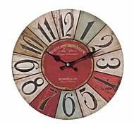 Mediterráneo Reloj de pared