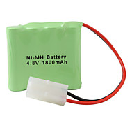 Ni-MH AA Battery (4.8v, 1800 mAh)