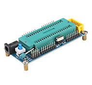 Mini Scheda di sviluppo per AVR ATMEGA 16