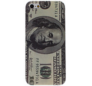 US Dollar Pattern Hard Case for iPhone 5/5S