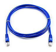 CAT6 Internet Conexión de par trenzado (3 m, Azul)