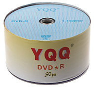 16x 4,7 GB 120min DVD + R DVD-R Recordable Disk (50-pack)