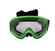 Outdoor Skiing Goggles with Transparent Lens