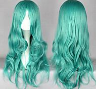 neptune vert cosplay perruque