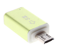 Micro USB 11-Pin Male to Micro USB 5-Pin Female Adapter for Samsung Galaxy S3 I9300