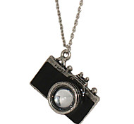 Camera Necklace Jewelry