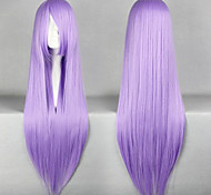 Hannah Anafeloz Purple Cosplay Wig