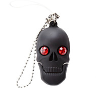 8GB brillante Skull USB 2.0 Flash Drive