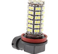 H11 5W 96x3528 SMD 280LM Natural White Light LED Bulb for Car Fog Lamp (12V)