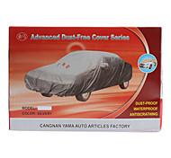 Erweiterte Staubdichtes Anti-Scratching Car Cover XL