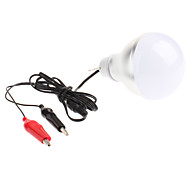 6W 6 High Power LED 600 LM Cool White LED Globe Bulbs DC 12 V