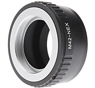 M42 42MM Lens to Sony E Mount NEX NEX-3 NEX-5 Camera Adapter
