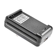 US Battery Charger con uscita USB per Samsung I9300/Galaxy S3 (4.2v/5.2v)